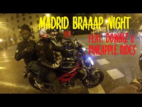 MADRID BRAAAP NIGHT
