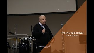 When God Forgives | Pastor David Fernandes (20-12-2020)