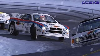 Rally Fusion: Race of Champions - PS2 Gameplay 1080p (PCSX2)