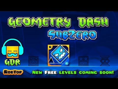 Geometry Dash Sub Zero Music ( Complete Soundtrack All Levels )
