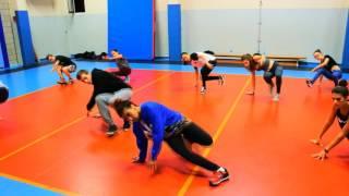 workshop - Bgirl Stormy - Smiling Dance