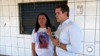 Acusado de matar a namorada é preso durante entrevista ao Cidade Alerta