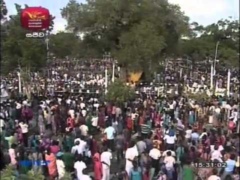 Pope Francis in Sri Lanka: Service at Madhu Shrine