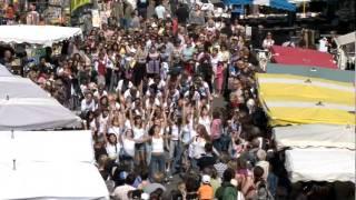 OFFICIEL Flashmob Quiberon 20 avril 2011, Vidéo officielle