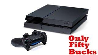 So Sad. No More $50 PS4s At Walmart!