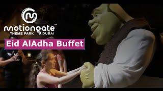 Eid AlAdha Buffet | MOTIONGATE Dubai