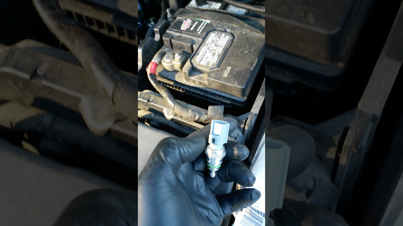 2017 Ford Focus S E Engine Coolant Temperature Sensor