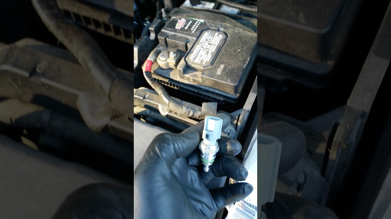 2012 Ford Focus SE Engine Coolant Temperature Sensor  YouTube