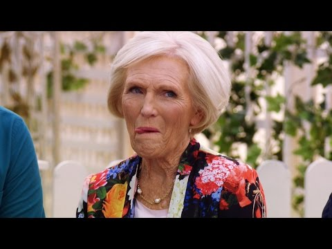 Mary Berry's Cheeky Reactions - The Great British Bake Off: An Extra Slice - Series 2 - BBC