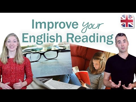 How to Improve Your English Reading Skills - 4 Steps to Improve Now!