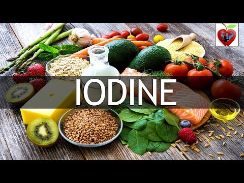 Top 10 Foods High In Iodine || Health Tips Daily Life