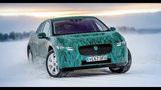 Электрический Jaguar I-Pace: Эксклюзивный Тест «Авто Mail.Ru»