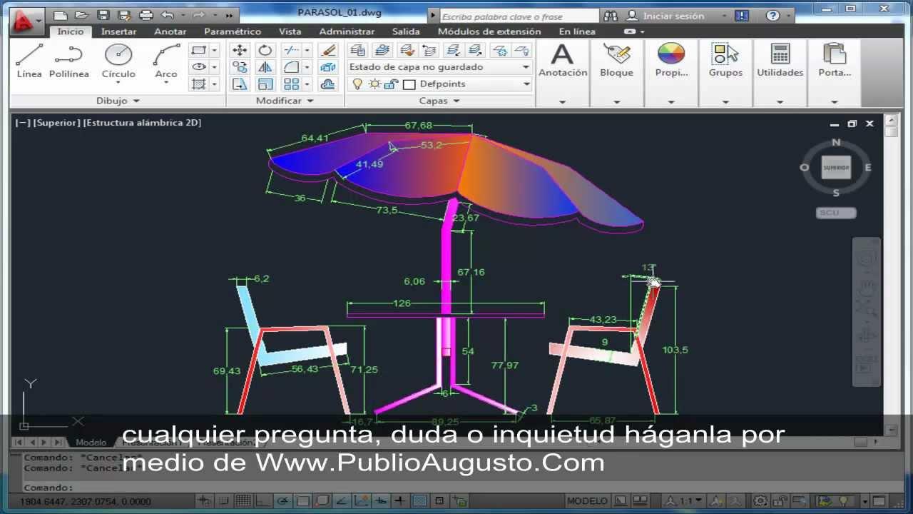 autocad 2012 2d tutorial pdf
