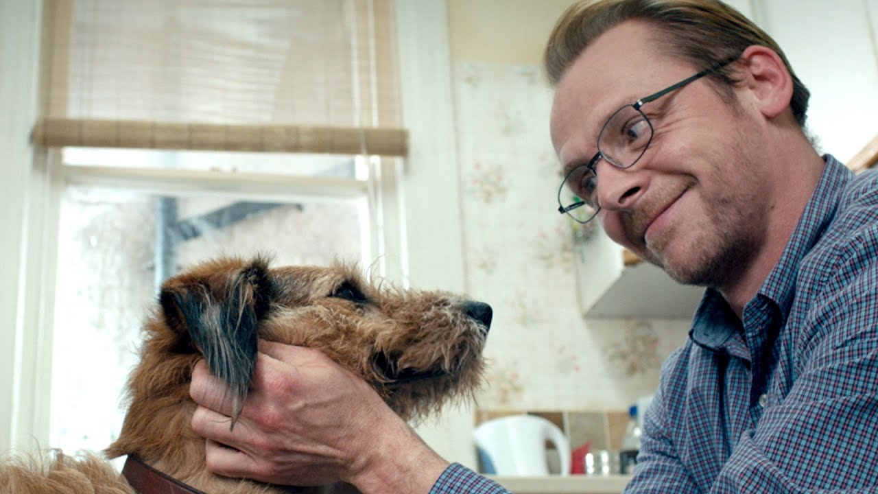 Simon Pegg joins Robin Williams and the Monty Python team for sci-fi comedy Absolutely Anything