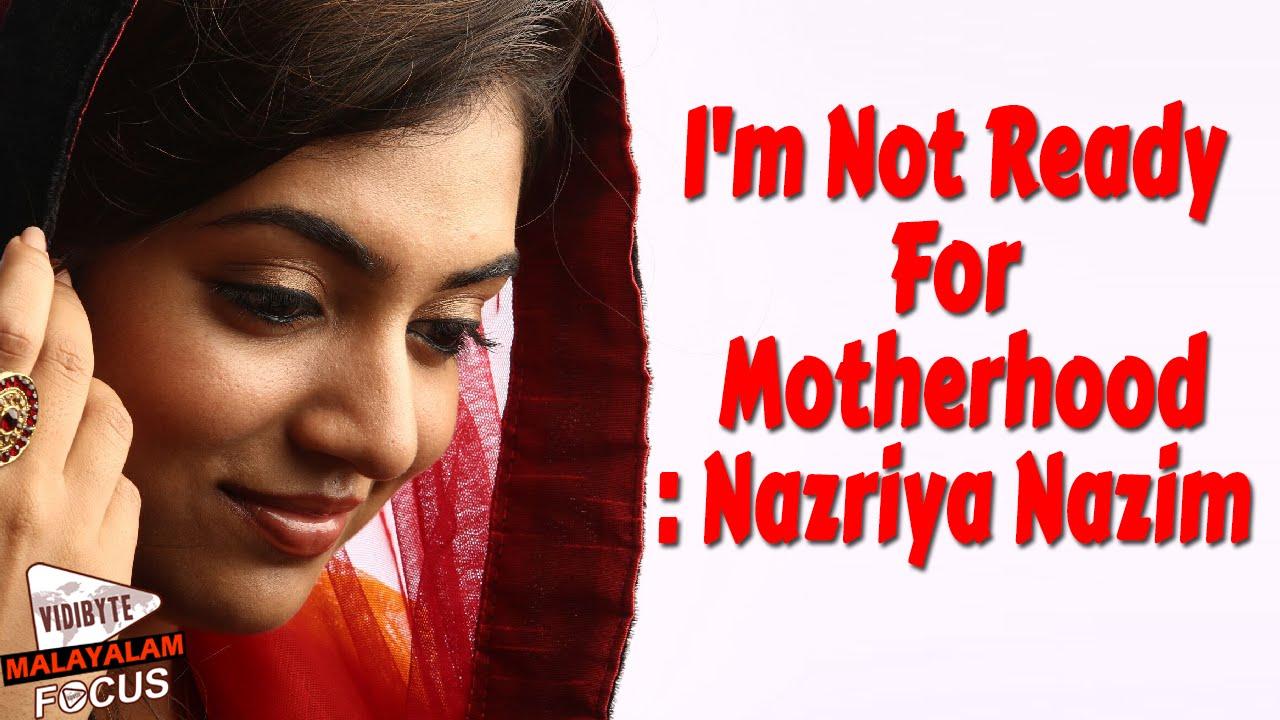 Nazim pregnant nazriya Nazriya Nazim