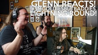 GLENN REACTS! TAKE ON ME vs NEVER GONNA GIVE YOU UP!
