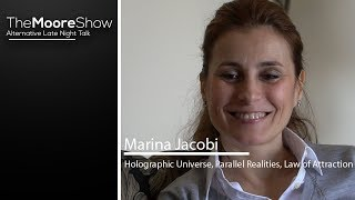 Marina Jacobi on Parallel Realities, Law of Attraction and Not Charging for Readings