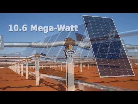 DeGrussa solar project
