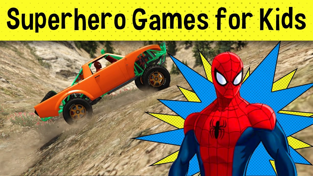 Uncategorized Spiderman Games For Kids spiderman plays on halloween spooky track superhero games for kids kids