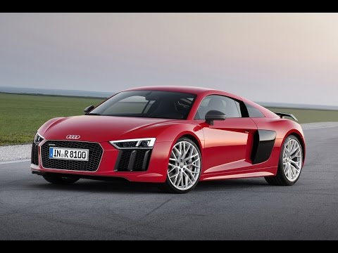 #8 Audi R8 - Top 10 super cars