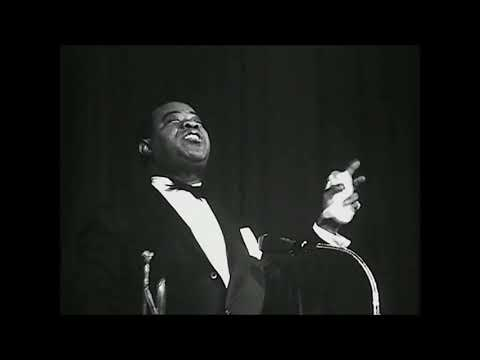 Louis Armstrong - Belgium 1959
