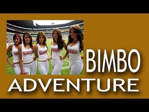 THE BIMBO ADVENTURE -- PRIZE ALERT VIDEO