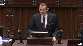 Zmiany regulaminu Sejmu - Krystian Kamiński