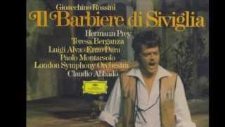 "Rossini - Overture to ""The Barber of Seville"" - Claudio Abbado - 1972"