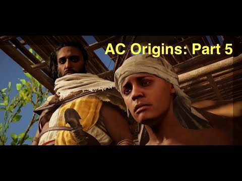 Side missions in Alexandria. (Assassins Creed Origins)