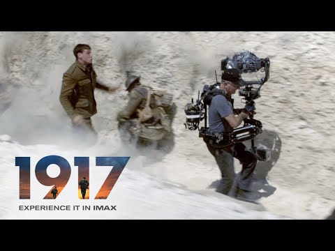 the-cinematography-of-1917-|-roger-deakins-&-sam-mendes-|-experience-it-in-imax®