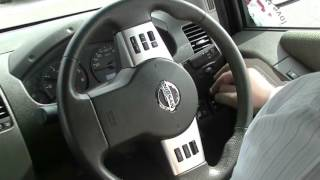 2012 Nissan Navara ST D40 Series 6 Manual 4x4 Review - B4952
