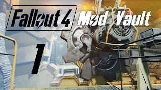 FALLOUT 4 Mod Vault 1 Darker Nights