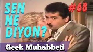 ÖPÜŞMELER // SEN NE DİYON? #68 // Düzgün öpüşmeyi öğretiyoruz!!!