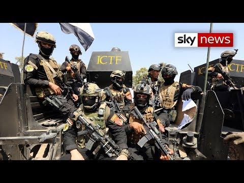 Mosul's snatch squads