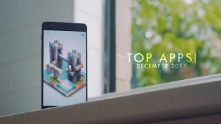 Top Android Apps! (December 2017)