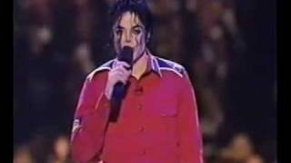 Michael Jackson - Gone Too Soon (Clinton Inaugural Gala -  Jan 93)