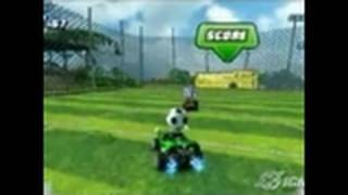 GripShift Sony PSP Gameplay - Soccer Mini-Game