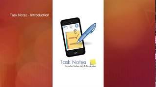 TASK NOTES - Notepad, List, Reminder, Voice Input screenshot 2