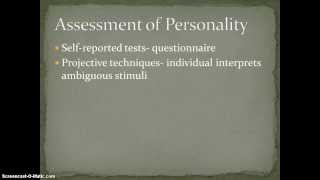 Personality 4
