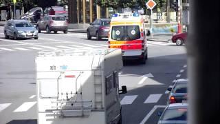 Ambulance Protection Civile du Grand Duché du Luxembourg