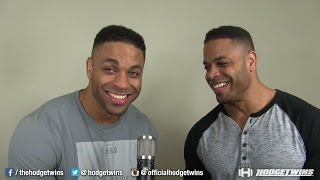 Testing Our New Microphone @Hodgetwins