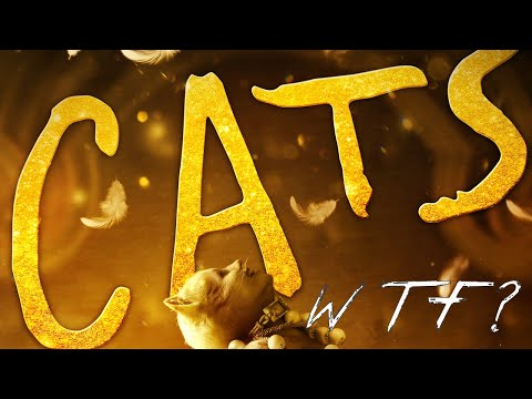 CATS (2019) - WTF Is Happening? - A Movie Review
