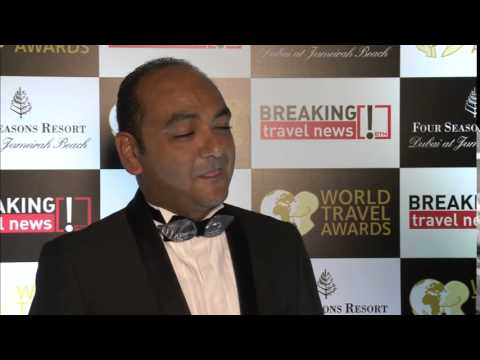 Nader Halim, general manager, Hilton Salalah Resort