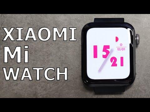 Всё Об Умных Часах Xiaomi Mi Watch II Лучшие На Wear OS
