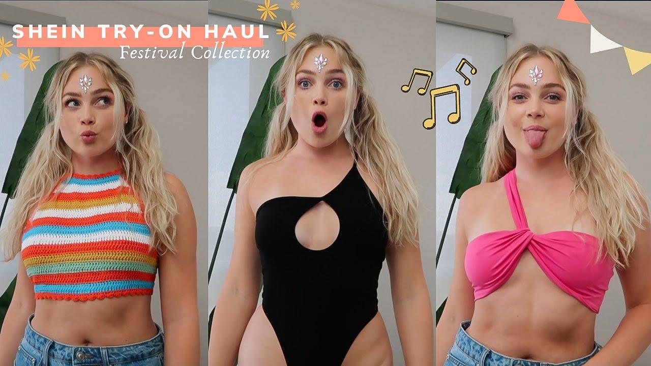 SHEIN FESTIVAL TRY-ON HAUL