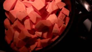 Sweet Potato Marshmallow Bake ( An Average Gay Vlog Short)