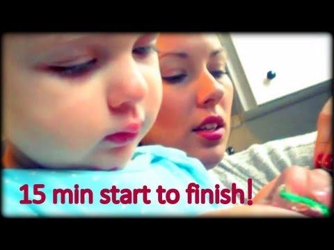 Procrastinators Delight! - An Easy Peasy Holiday Treat