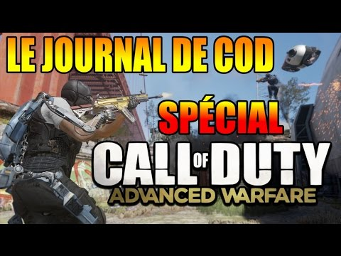 Le journal de COD #61 | Spécial Advanced Warfare