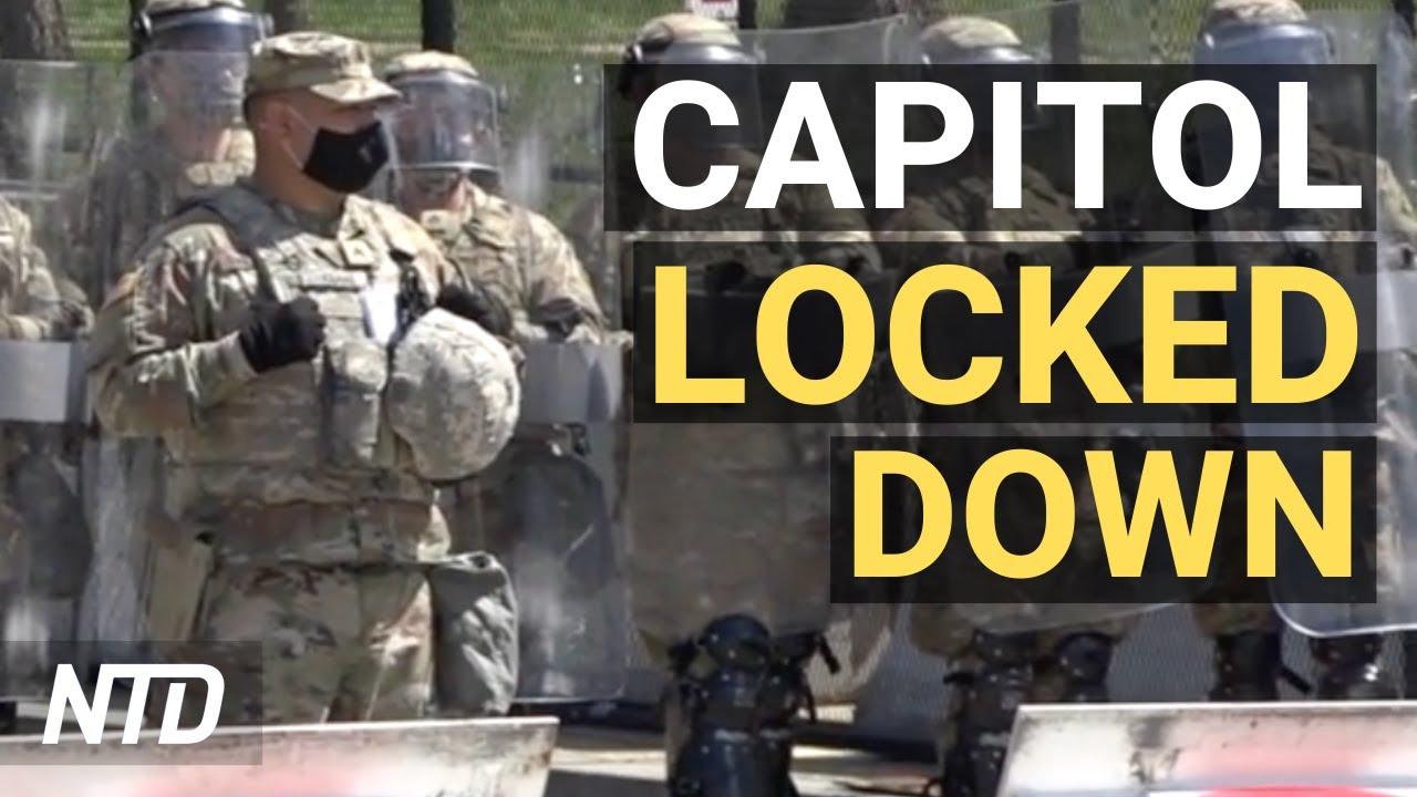 Car Rams Capitol Police, 2 Dead, 1 Injured; Arkansas Bill to Ban Federal Gun Control | NTD
