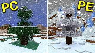 These FEATURES are ONLY in Minecraft Pocket Edition (All Exclusive Features)